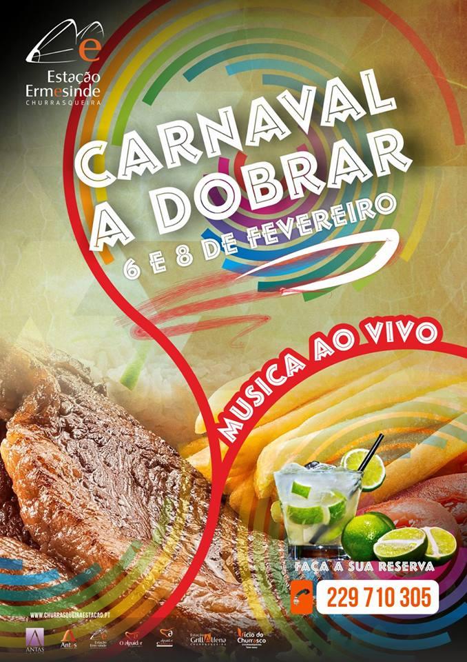 Carnaval a Dobrar
