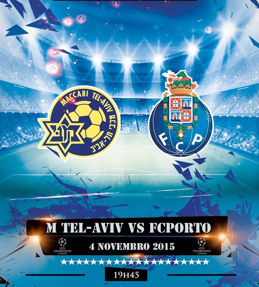M Tel-Aviv vs Porto