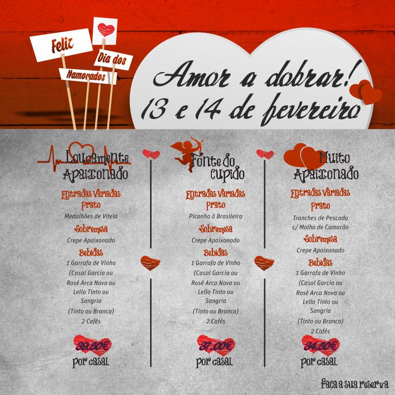 Dia dos namorados _FBestação