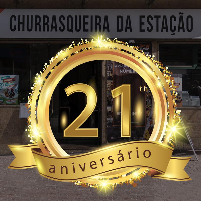 aniversário 21